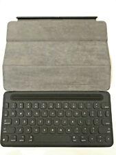 "Apple Smart Keyboard for 9.7"" iPad Pro A1772 - Gray  47-6B"