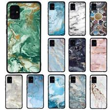Marble Sign Phone Case Cover For Samsung Galaxy A10 A20E A30S A40 A50 A70 A71