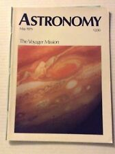 Astronomy Magazine The Voyager Mission May 1979 022517NONRH