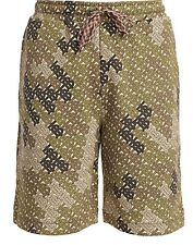 NEW $490 BURBERRY Camille TB SHORTS SIZE XL NWT