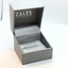 Zales Clamshell Ring Jewelry Gift Box The Diamond Store