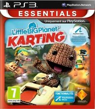 NEUF - jeu LITTLE BIG PLANET KARTING pour PLAYSTATION 3 PS3 en francais game NEW