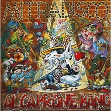 AL CAPRONE BANG - Mitradisco - LP VINYL 1991 NEAR MINT CONDITION