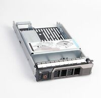 "Dell 3.5"" HYBRID TRAY CADDY with 2.5"" adapter PowerEdge R320 R420 R520 R720 @USA"