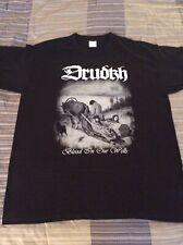 DRUDKH Blood In Our Wells Shirt XL, Falkenbach, Nokturnal Mortum, The Chasm
