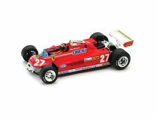 Brumm Bm0438ch Ferrari 126 CK G.villeneuve 1981 N.27 3rd Canadian GP 5 2132015
