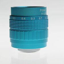 35mm F1.7 CCTV Lens E-P3 E-P5 E-PL3 E-PL2 E-PL1 GF5 GF3 GH2 G2 G3 Camera blue