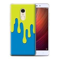 Étuis, housses et coques bleus Xiaomi Redmi Note 4 pour téléphone mobile et assistant personnel (PDA) Xiaomi