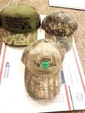 camo hats set of 3. Osfa*