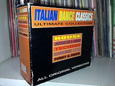 ITALIAN DANCE RARE BOX5 CD USURA ALBERTINO DATURA MATO GROSSO REXANTHONY RAMIREZ