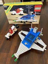 Vintage 1982 LEGO 6890 Cosmic Cruiser COMPLETE w/ Box And Insert