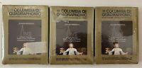 LEONARD BERNSTEIN's MASS (3 Tape Set)  8 Track Tape  QUADRAPHONIC *STILL SEALED*