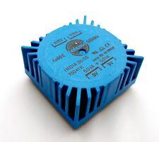TALEMA Ta60E, Ringkerntrafo, Print, 2x 9 V, 70041K 1 Stück Gebraucht