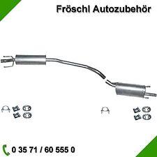 Opel Corsa B 1.2 1.4 1.5 1.7 D Abgasanlage Auspuffanlage Auspuff Anbausatz neu c