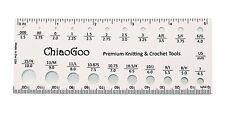 ChiaoGoo 5 Inch (13 cm) Needle Gauge