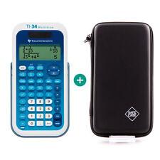 Ti 34 Multiview calculadora + funda protectora cubierta protectora