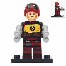 Deadpool 2 - X Force Minifig Marvel Universe Lego Moc Minifigure Gift For Kids