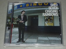 Shed Seven:  Chasing Rainbows   CD Single  NM ex shop stock