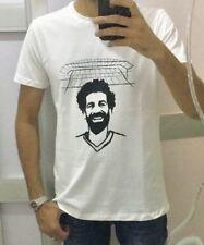 Mo Salah Liverpool Football Egypt T-Shirt