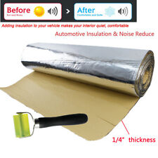 Sound Heat Deadening Insulation Materials Block Car Thermal&Noise 84
