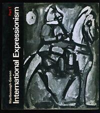International Expressionism. Part 1. Catalogo di mostra, Marlborough Gallery '6