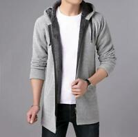 Overcoat Autumn Hooded Coat Warm Winter Outwear Padded Parka Jacket Thicken