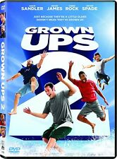 #4 GROWN UPS 2 Sandler Spade Brand New DVD FREE SHIPPING