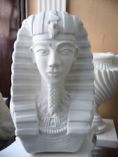 buste pharaon toutankhamon(platre armé) H39cm