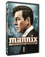 MANNIX - SEASON 1 (6 DVD SET) BRAND NEW!!! SEALED!!!