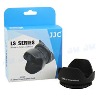 JJC Universal 49mm Petal Flower Lens Hood for Canon Nikon Sony SLR DSLR Camera