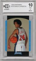 2004 Bowman Draft Picks & Prospects Chrome #137 Shaun Livingston BCCG 10 GEM