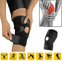 Neoprene Patella Stabilizing Brace Knee Wrap Belt Support Adjustable Strap 1PC