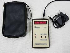 RJ ELECTRONIQUE HK50 portable counter 10Hz - 50MHz