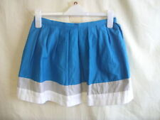 Topshop Cotton Pleated, Kilt Short/Mini Skirts for Women