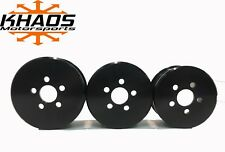 """Supercharger Blower 2.8"""" 3"""" 3.2"""" Pulley Kit Ford F150 SVT/ Harley/Mustang Cobra"""
