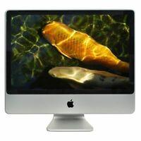 """Apple iMac 21.5"""" 3.06GHz All-In-One Computer - 8GB 3 TB High Sierra / Warranty !"""