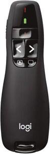 Logitech R400 Wireless Presenter 2.4GHz Laser Pointer USB