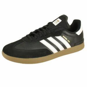 Adidas Samba ADV Core Black / Blanc / Caoutchouc Chaussures