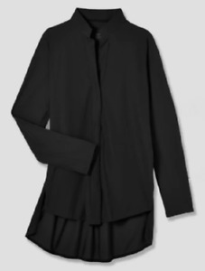 Aday - Shirt Long Sleeves Something Borrowed Black L=40 - New
