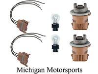 1999-2004 Rear Tail Light Sockets Jeep Dodge Durango 4676589 3157 84768 645001