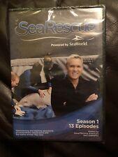 SEA RESCUE - SEASON 1 - 13 EPISODES - SEA WORLD - BRAND NEW - FACTORY SEALED