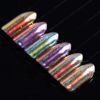 0.2g BORN PRETTY Chameleon Holographic Flakes Powder Laser Nail Sequins Glitter