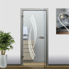 Glasdekorfolie Glastür Folie Dekorfolie Türfolie Dekorfolie für Türen