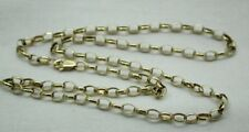 Nice Quality 9 Carat Belcher Link Necklace
