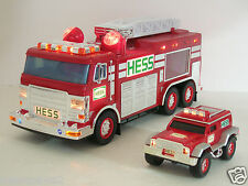 REDUCED PRICE-2005 Emergency Hess Truck/Rescue Vehicle -NIB