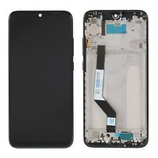 For Xiaomi Redmi Note 7 LCD Screen Digitizer Assembly with Frame -Black/Blue/Red