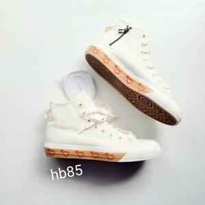 Adidas x Human Made Nizza Hi Off-white/Off-white Men's 9.5