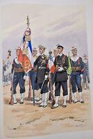 TOUDOUZE TOUSSAINT Les équipages de la marine française