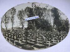 Foto : KOWEL - RUSSLAND mit Friedhof neben der Kirche - Kathedrale im 1.WK (V)