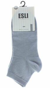 Lot of 2 pairs - Classic Short Socks For Men - Esli #14С-120СПE(000)